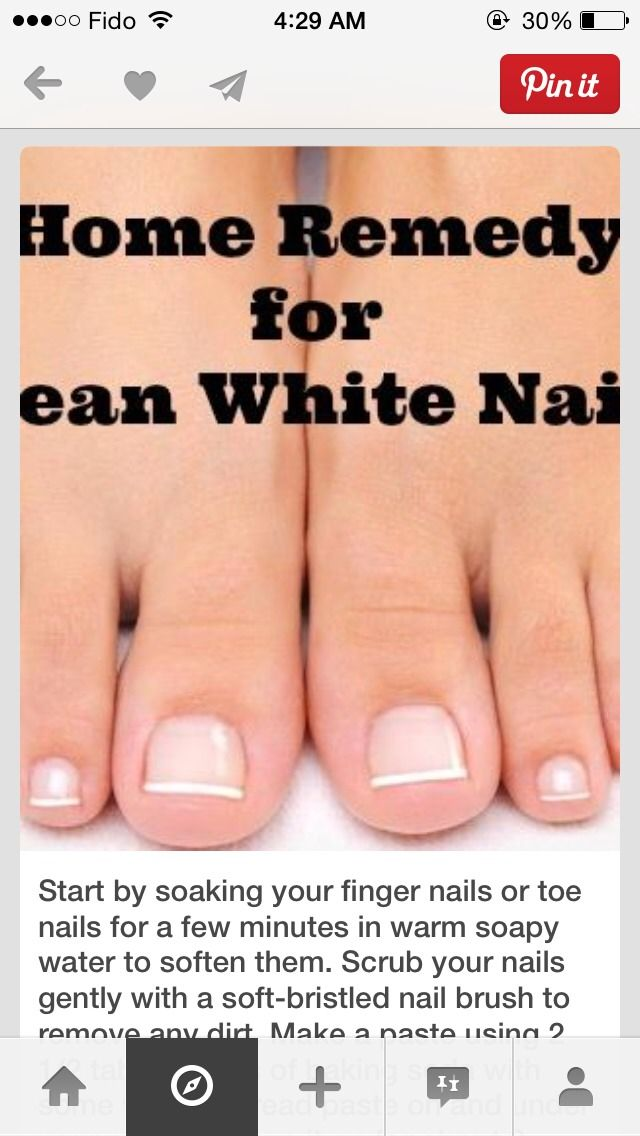 How To Keep Nails Whiter Health And Beauty Tips Health And Beauty White Nails