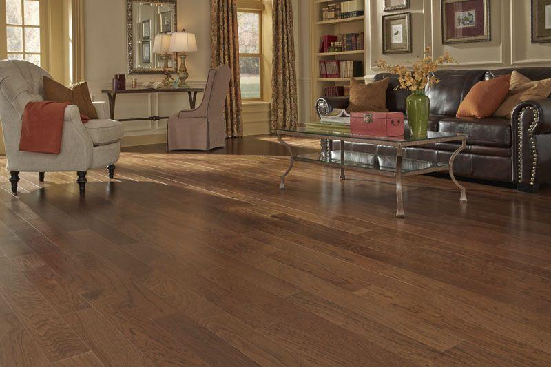 Walnut Hickory A Quick Click Floor