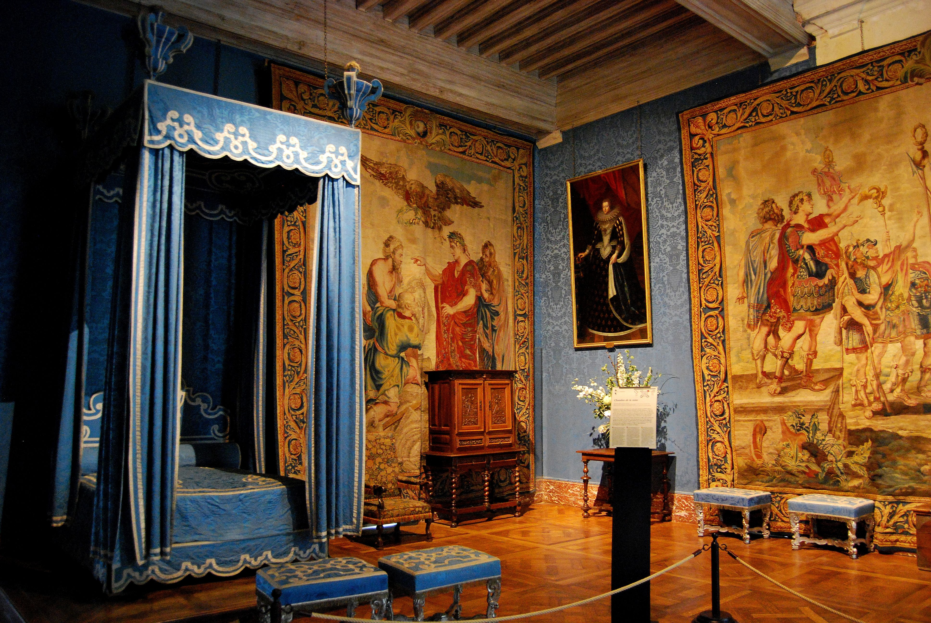 Chateau De Chambord Interior Sleeping Beauty Pinterest
