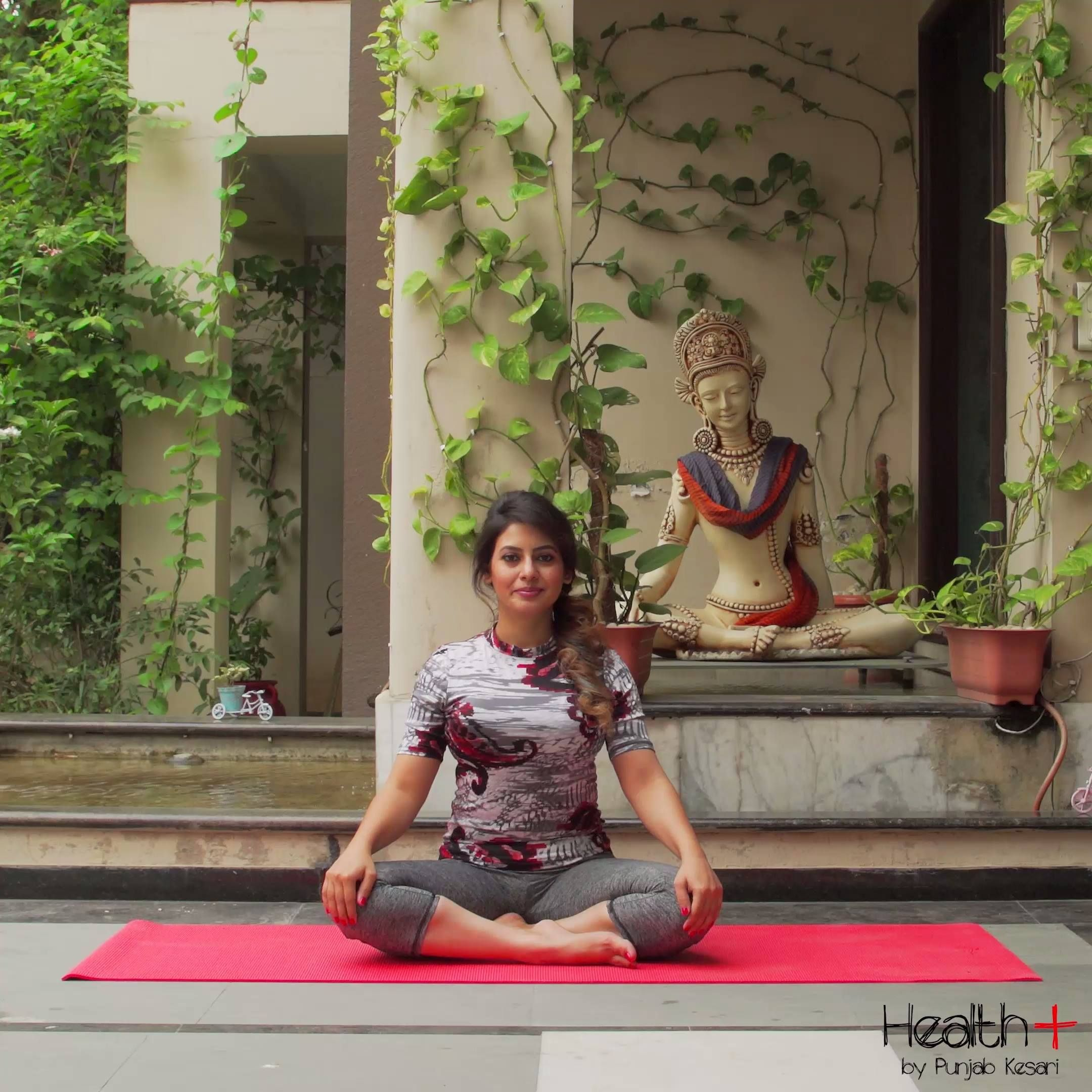 Challenging Yoga Asana Sequence for Power and Strength