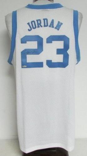 best service 3e250 52234 Michael Jordan Signed UNC Tar Heels Jersey - Sports ...