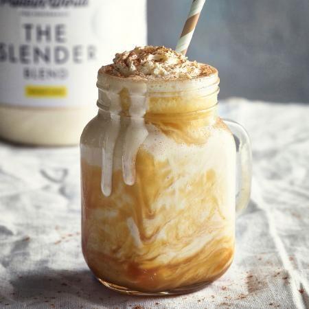 caramel smoothie ile ilgili görsel sonucu