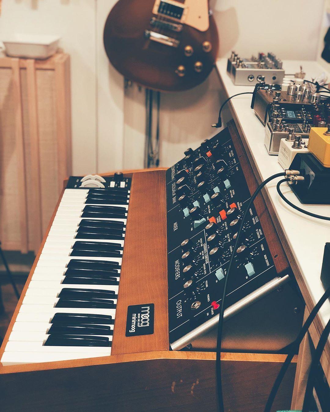 Pin by Brent Collins on Studio Inspo in 2020 Studio gear
