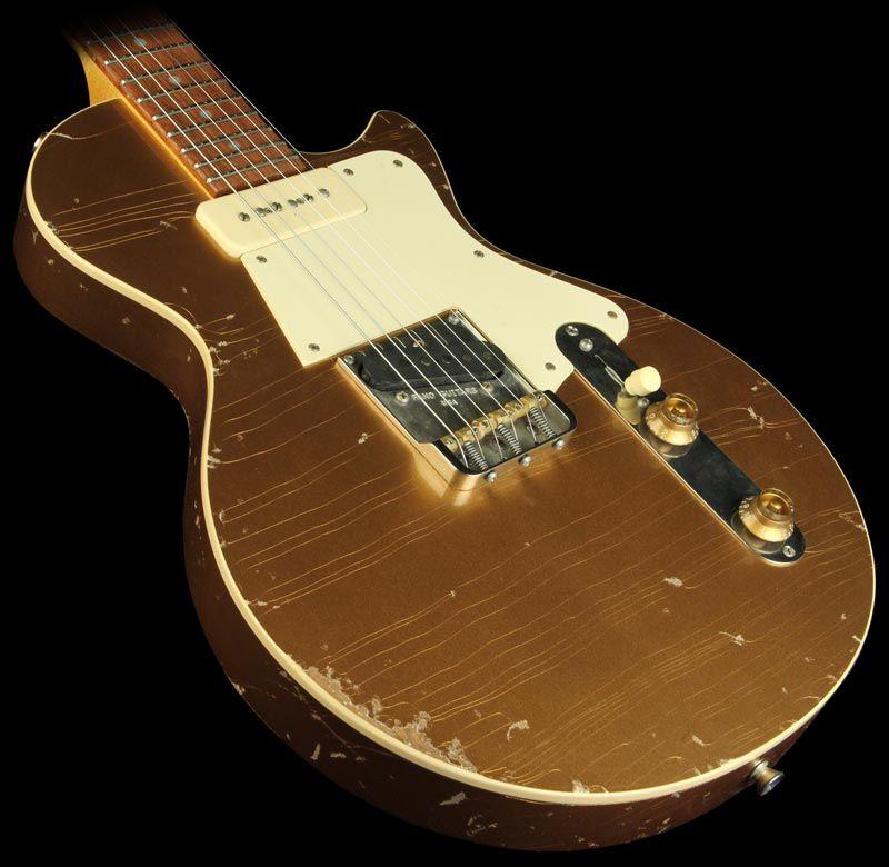 fano alt de facto sp6 electric guitar goldtop fano guitars pinterest guitars guitar. Black Bedroom Furniture Sets. Home Design Ideas