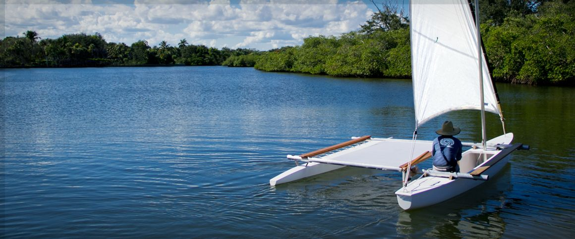 Pacific Outrigger Sailing Canoe: The Most Versatile Boat in the Surf. - The Makai Project