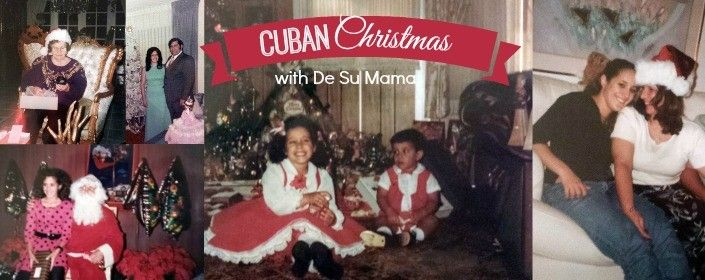 Cuban Christmas: Traditions, History, Noche Buena and Christmas in Cuba Now #historyofcuba