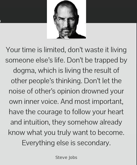 Pin by Better Resume Service on Steve Jobs Pinterest Quotes