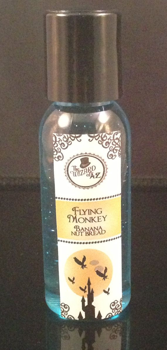 Banana Nut Bread Hand Sanitizer Antibacterial 1 Oz Party Favor
