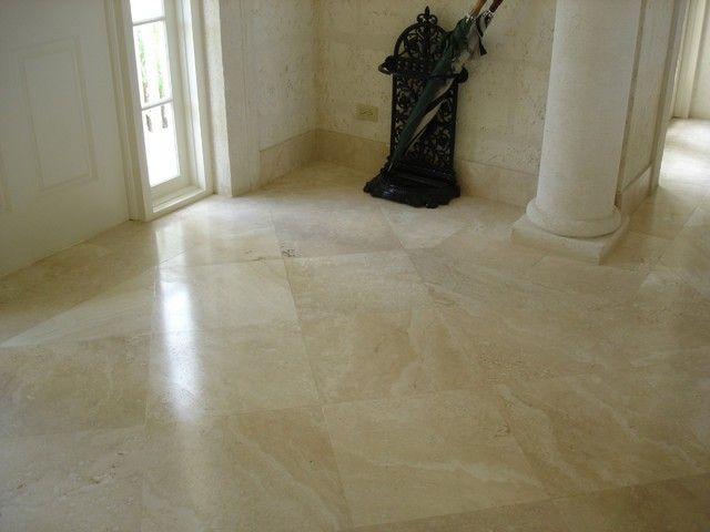 groutless ceramic tiles travertine
