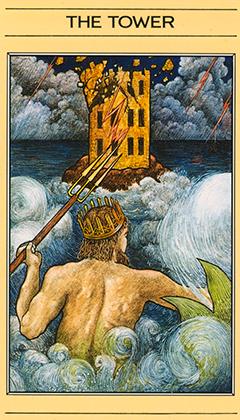 xvi liz of the tower