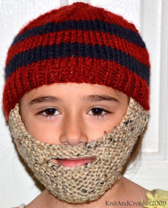 a0c336b358e Bearded Beanie