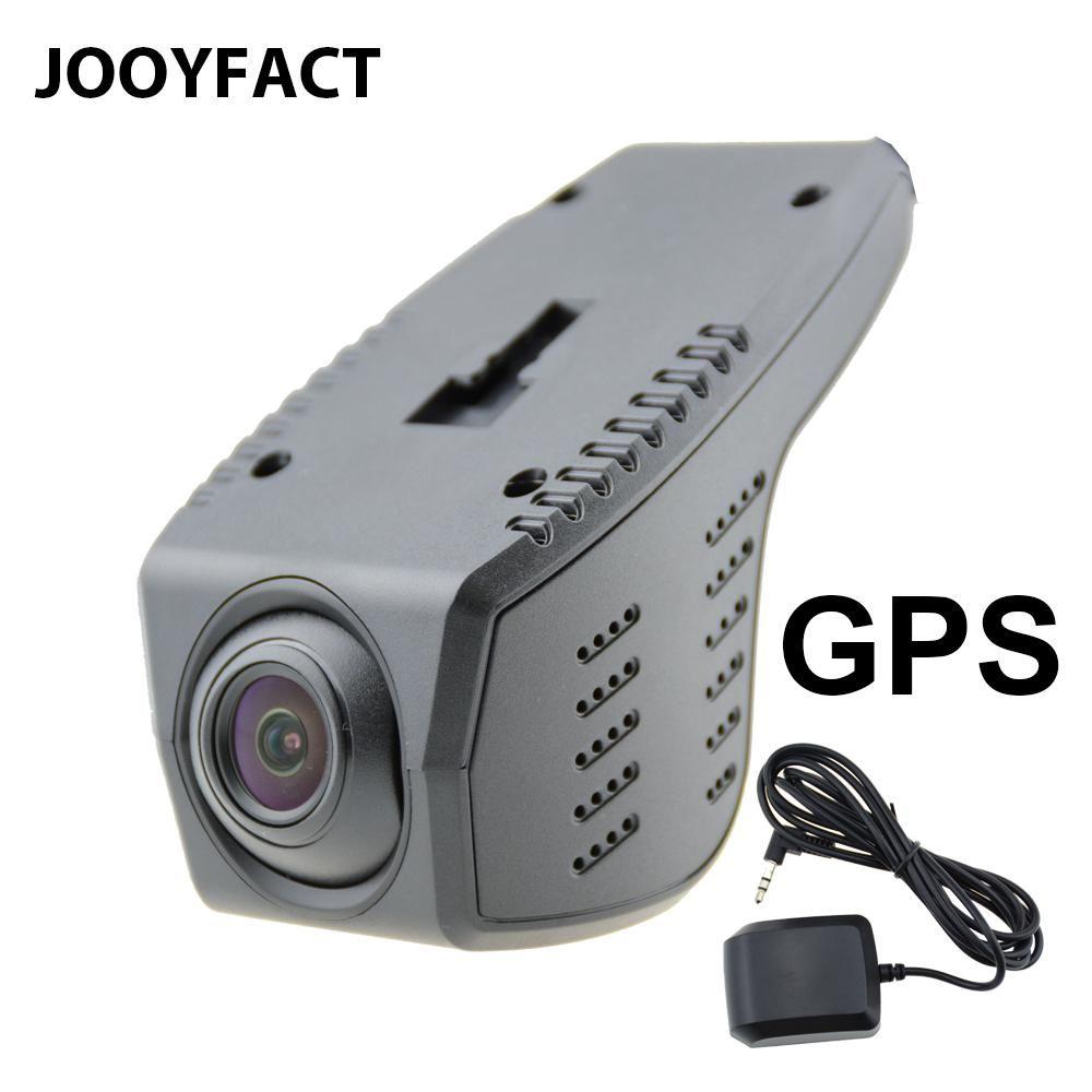 JOOYFACT A3 Car DVR DVRs Registrator Dash Cam Camera GPS