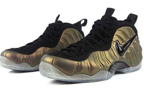 Sneakers, Nike foamposite