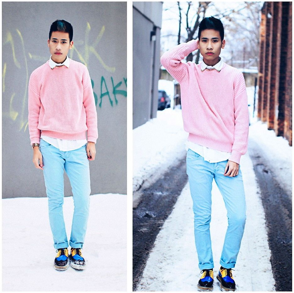 Pastel Aesthetic Outfits Male