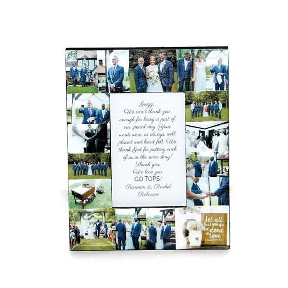 WEDDING OFFICIANT GIFT
