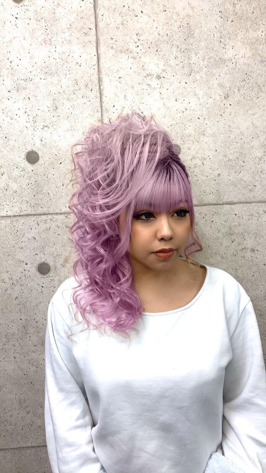 盛り髪 サイドアップ 小悪魔アゲハ Hairstyles 髪 サイド 盛り 髪 ヘアスタイリング