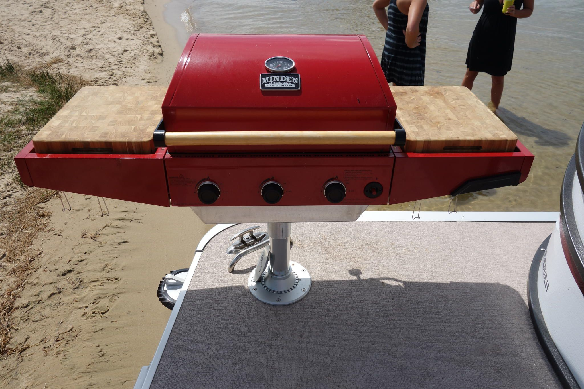 ca burner reviews deluxe portable char pedestal pdp outdoor grill charbroil wayfair propane broil gas