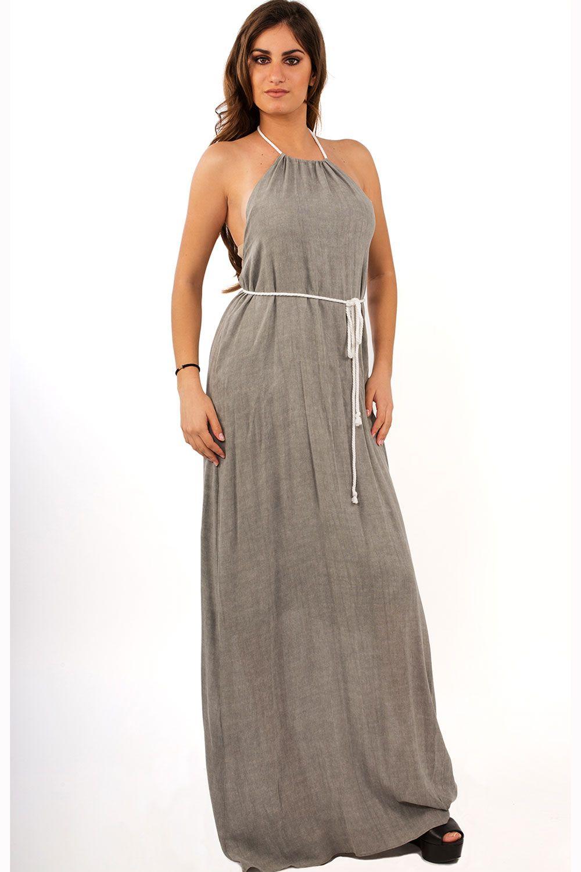 3207c214d402 Γυναικεία ρούχα   Φόρεμα σε φαρδιά γραμμή