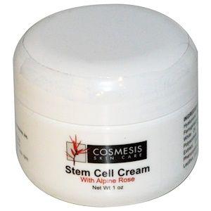 Life Extension Skin Stem Cell Serum - 1 fl oz Clearasil Ultra Vanishing Acne Treatment Cream For Clearer Skin - 1 Oz, 6 Pack