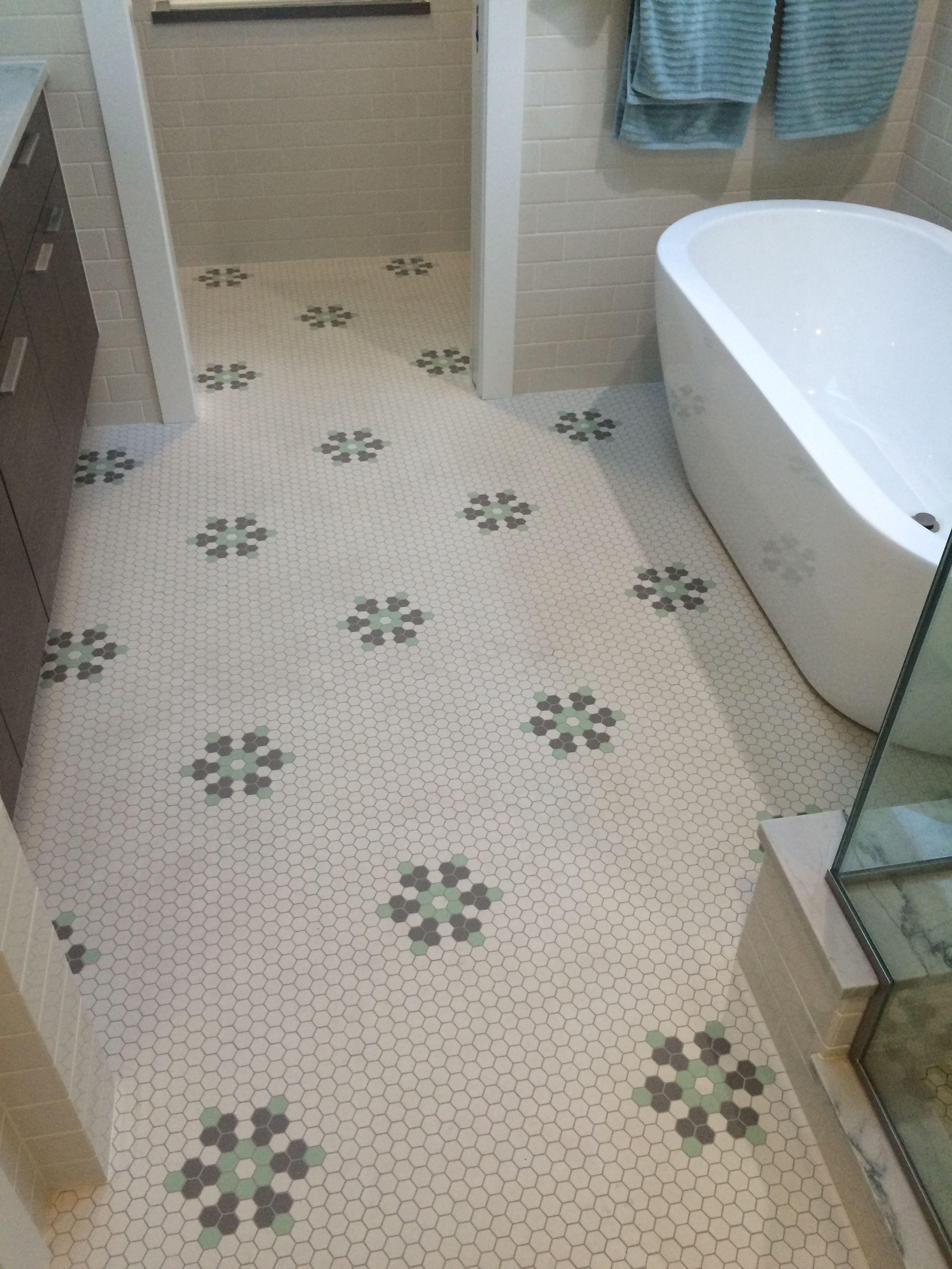 Unglazed Porcelain Mosaic Tiles