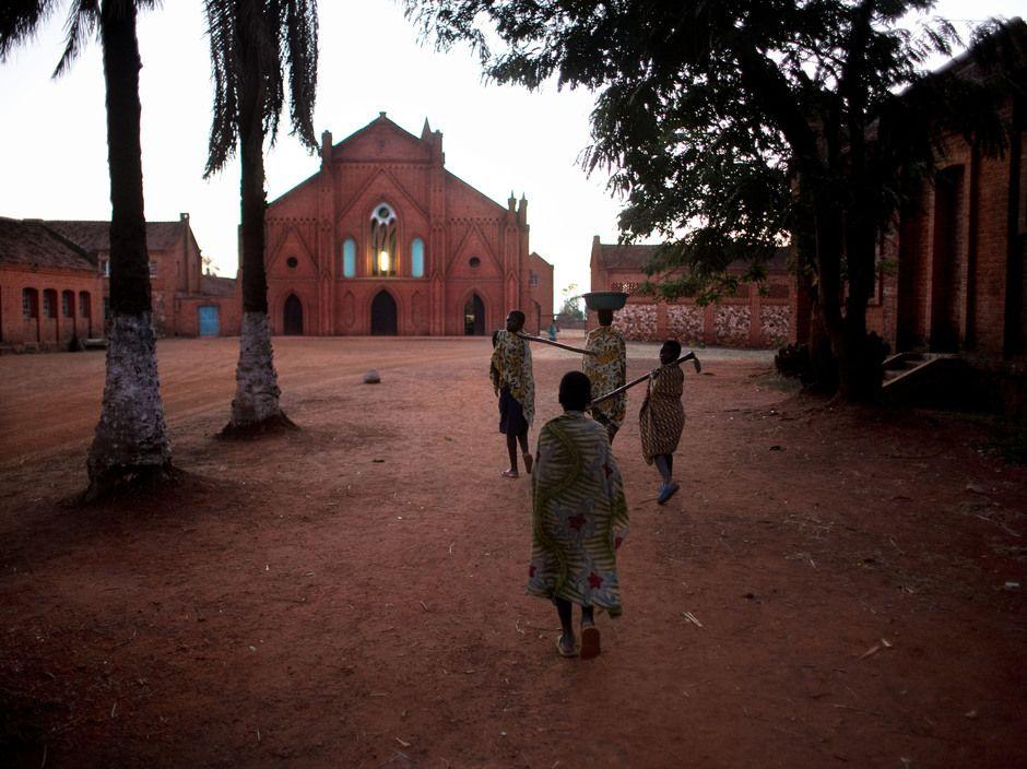 "ouilavie: ""Carl De Keyzer. Congo. Baudouinville (Moba). 2008. Catholic mission of the ""Whites Fathers"" """