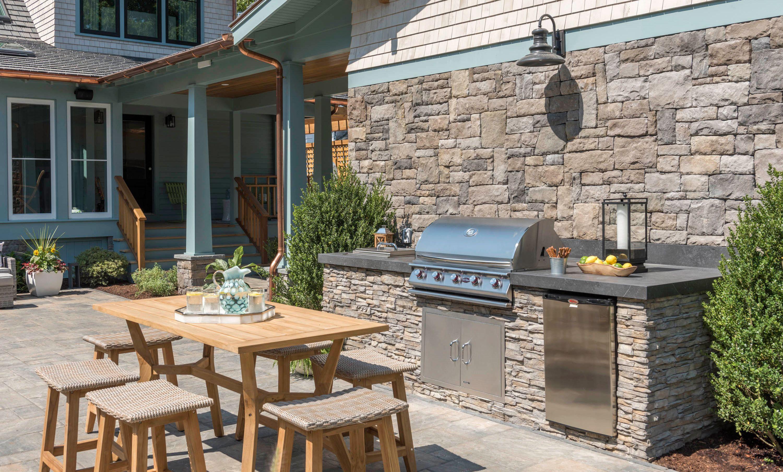 2018 Idea House Outdoor Gathering Spaces Outdoor Gathering Space Outdoor Living Areas Outdoor Living