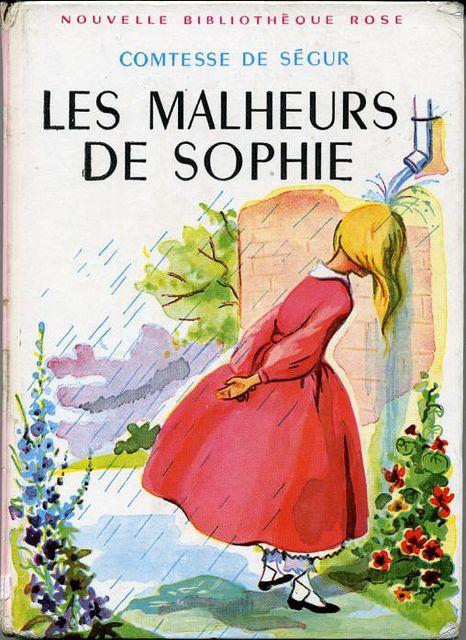 Les Malheurs De Sophie By Comtesse De Segur Vintage Books Books Vintage Children S Books