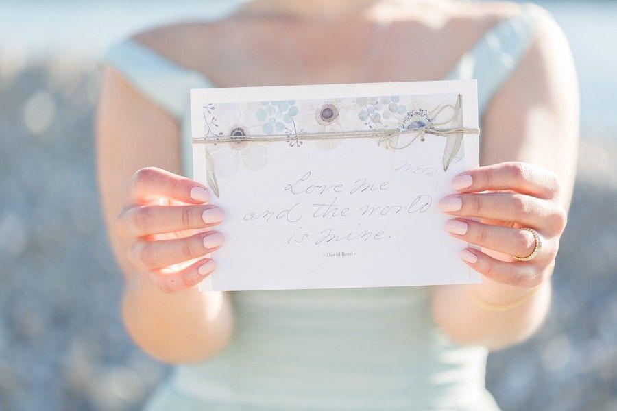 Verlobungsshooting Hochzeit Hellblau Anemonen Greenery Nadine Apfel 57 Danke Karte Anemone Einladungen