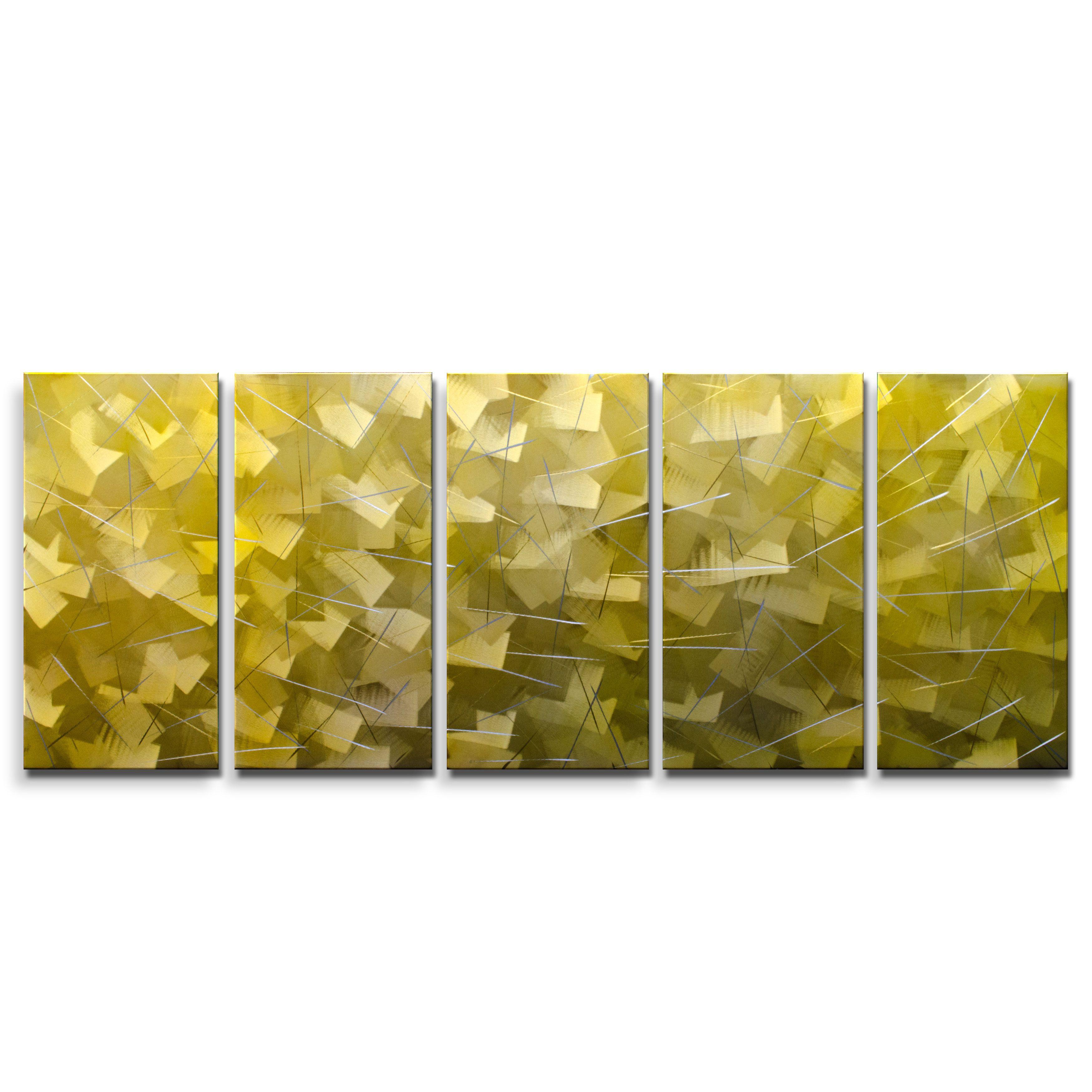Nirvana\' Metal Wall Art 24 x 59-inch | Products | Pinterest | Metal ...
