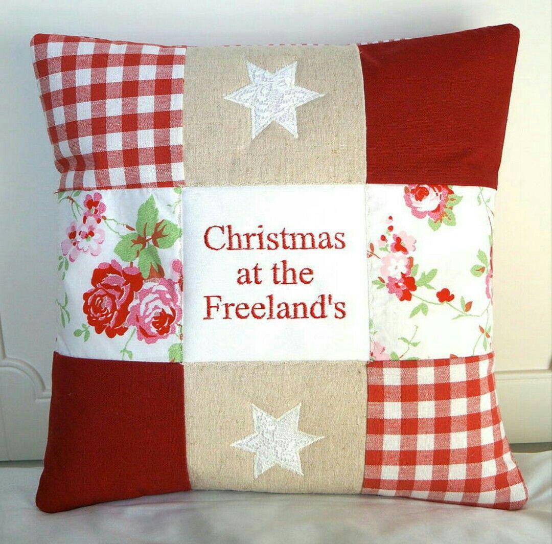 Pin by Alison Babenko on 16 Christmas Cushions | Pinterest