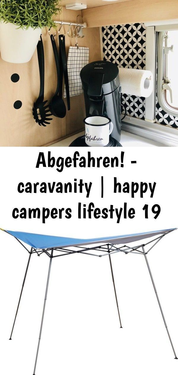 Abgefahren! - Caravanity   happy campers lifestyle Caravan Canopy 8' x 8