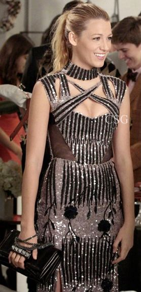 Gossip Girl Style Fashion Blake Livelys Character