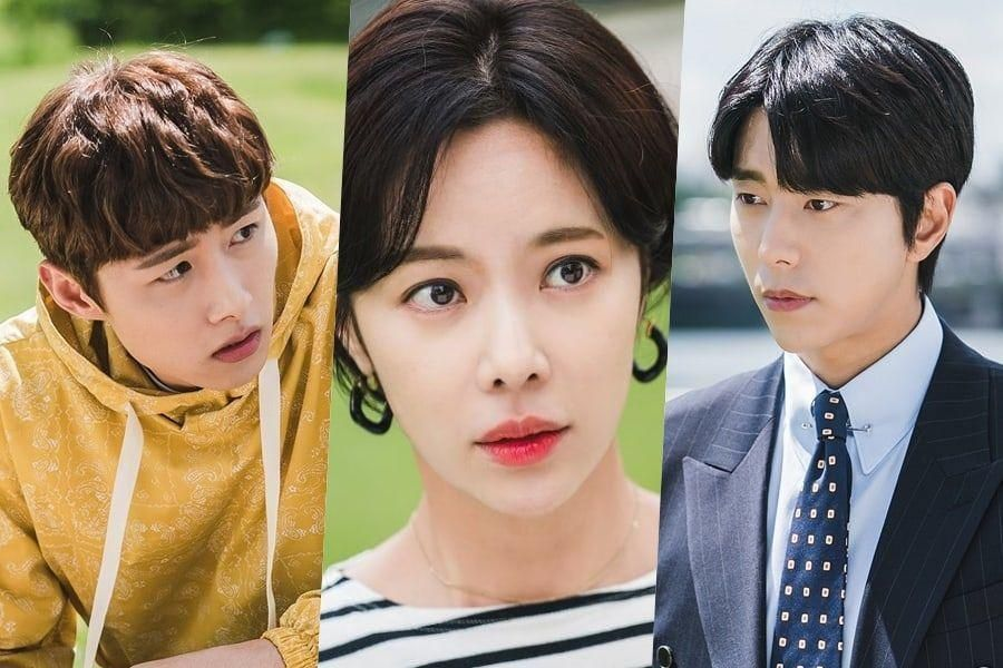 "Hwang Jung Eum, Yoon Hyun Min, And Seo Ji Hoon Have An Odd Encounter In ""To All The Guys Who Loved Me"""
