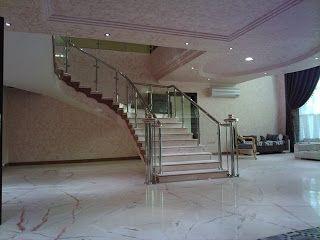 منازل عراقية تصميم عراقي سلالم درج بطراز عراقي التصميم العراقي الحديث التصميم Stairs Home Decor Home