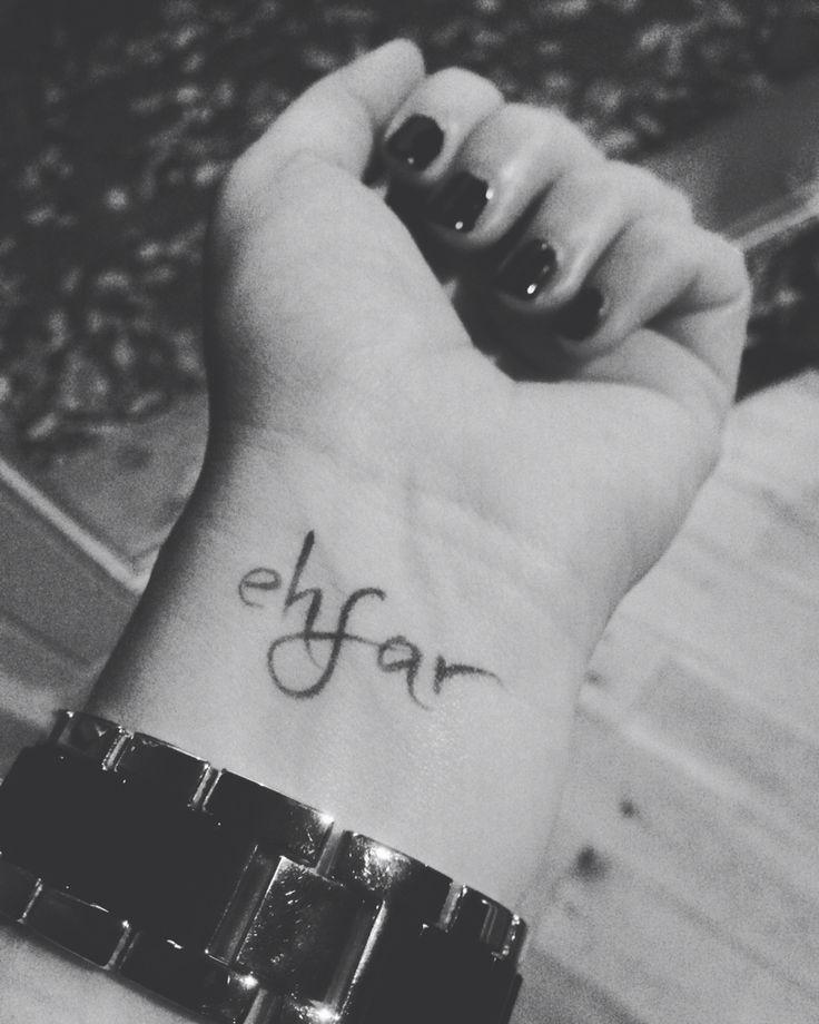Image result for ehfar New tattoos, Tattoos