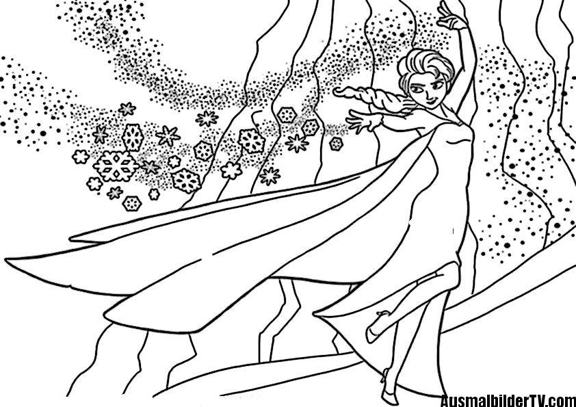 Gratis Ausmalbilder Eiskonigin Malvorlagen Eiskonigin Ausmalbild Eiskonigin Malvorlage Prinzessin