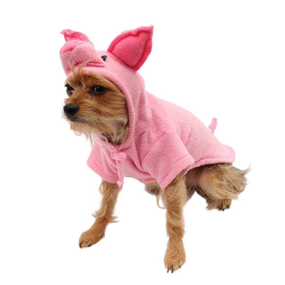 Disfraz de cerdito | ¡De terror! Disfraces para tu mascota ...