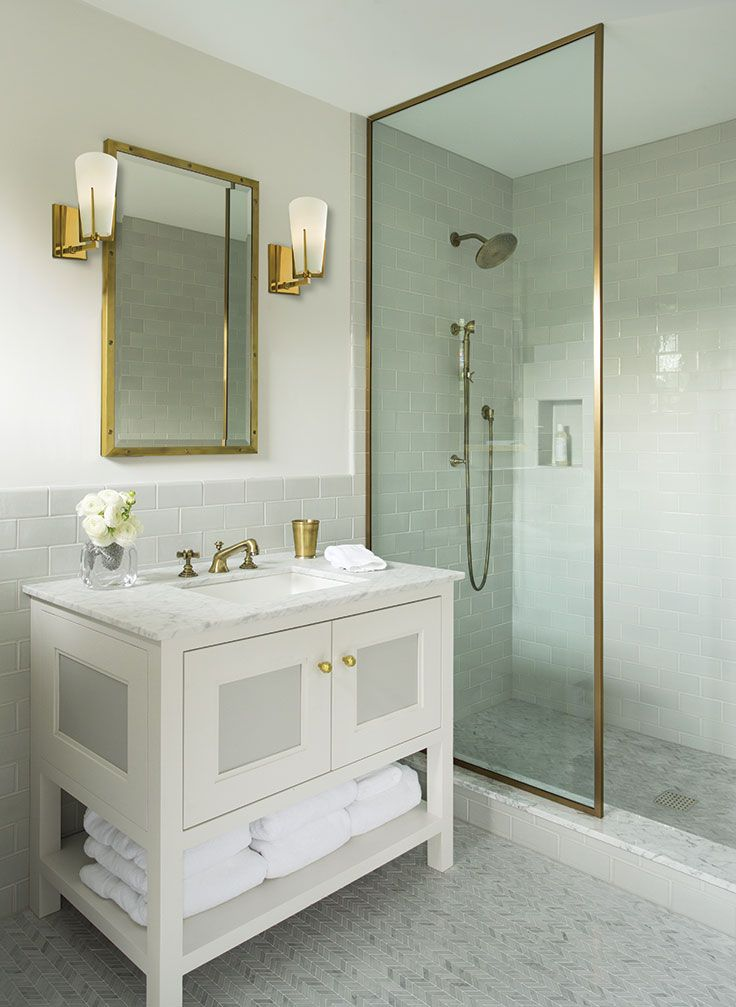 These luxurious Upton bath light sconces recall French designs from ...