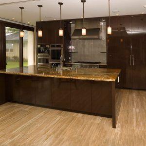 Wenge Laminate Kitchen Cabinets   Decoración de unas