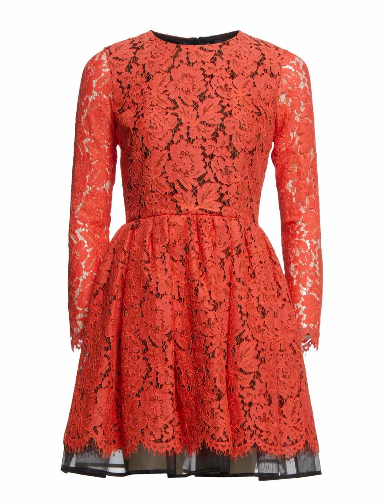 MSGM Dress (Coral)