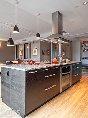 Range Hood Over Island Residential Kitchen Hoods