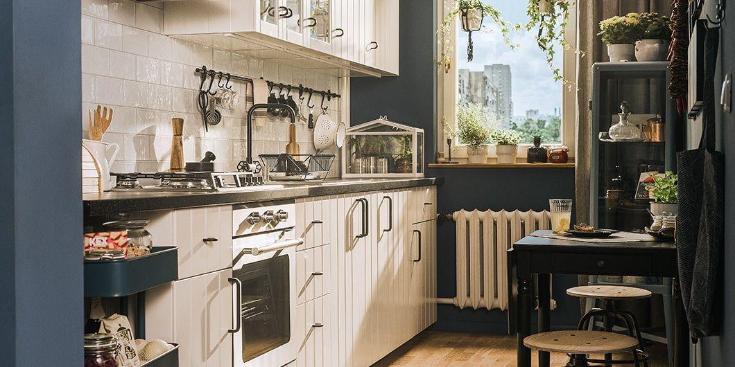 Modna I Funkcjonalna Kuchnia Open Plan Kitchen Living Room Home Decor Kitchen Living Room Kitchen