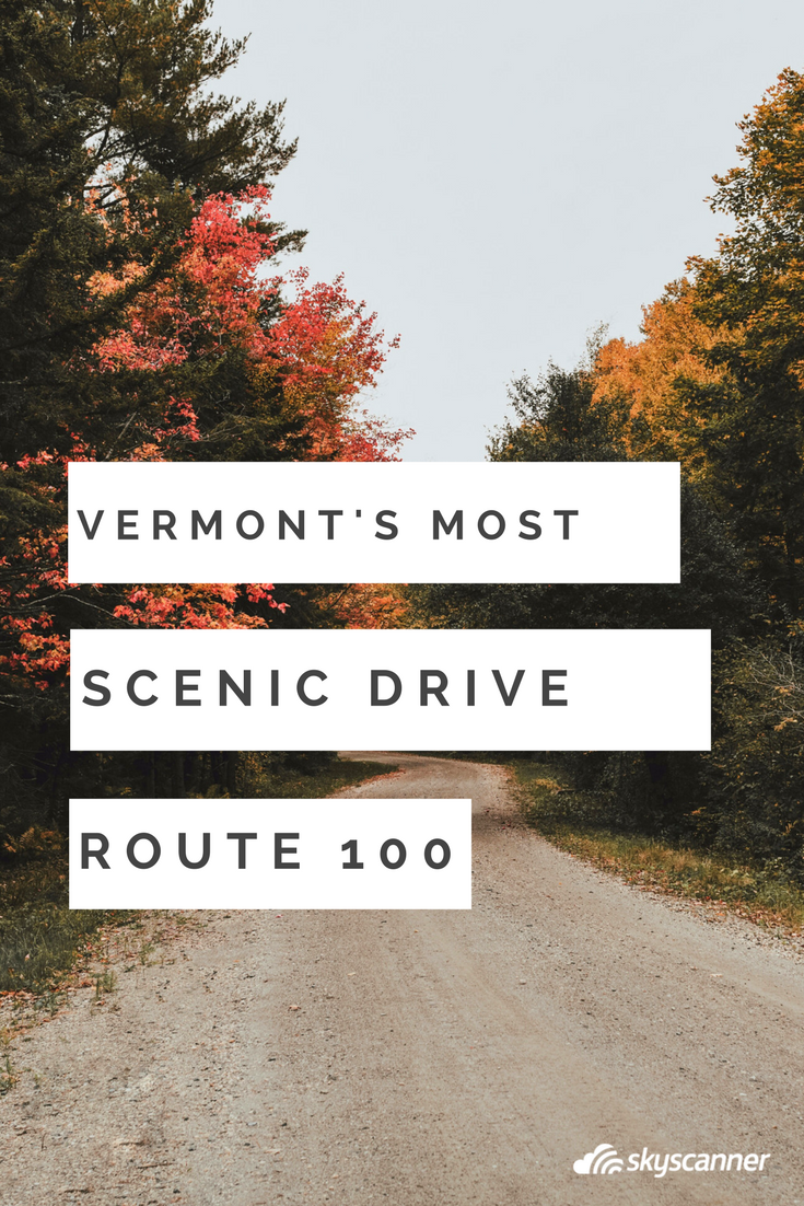 what are the best places to find fall foliage along vermont s famous