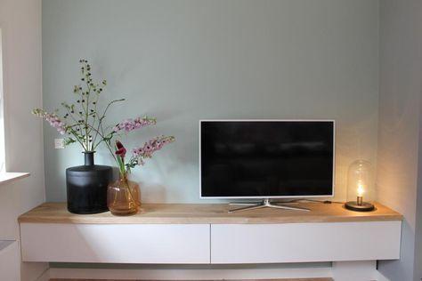 Kleurrijke woonkamer (deel 1) - Eigen Huis en Tuin | interieur ...