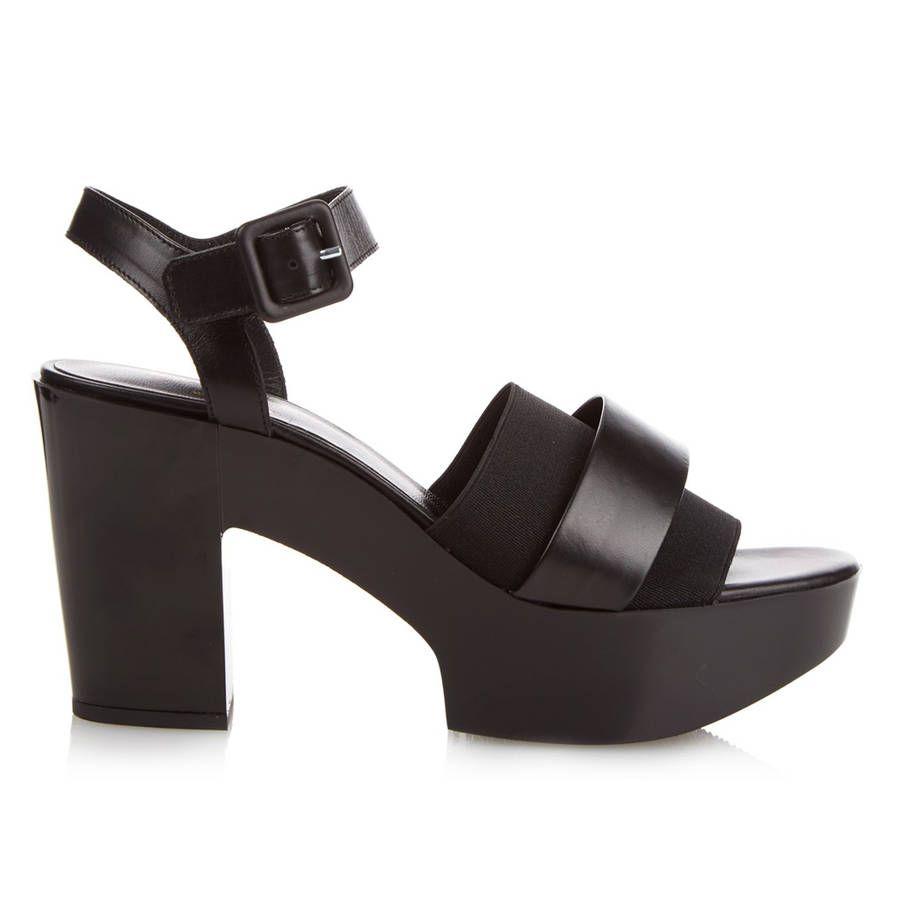 Et Chaussures Talon PlateformeShoes Carré À mwn0vN8