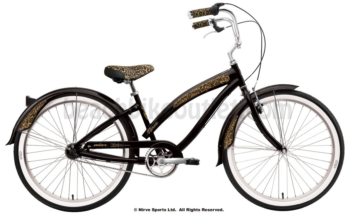 My Leopard Print Bike In 2020 Beach Cruiser Bicycle Cruiser Bicycle Bicycle