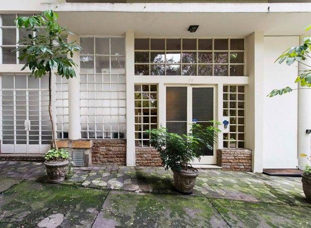Projeto resgata as memórias arquitetônicas de prédios em São Paulo. Edifício Queen Elizabeth, localizado no bairro Pacaembu