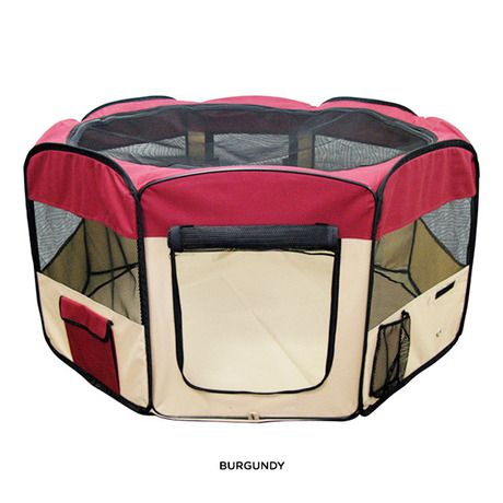 Foldable U0026 Portable Pet Playpen   Assorted Colors At 52% Savings Off  Retail! Made