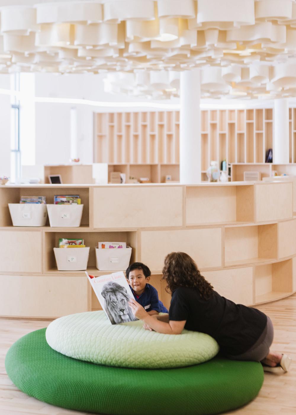 Early Childhood Education Unique Interior Design Interior Design