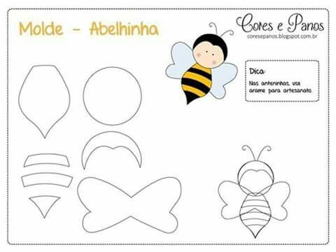 Pin By Evelyn On Jaro Bee Crafts For Kids